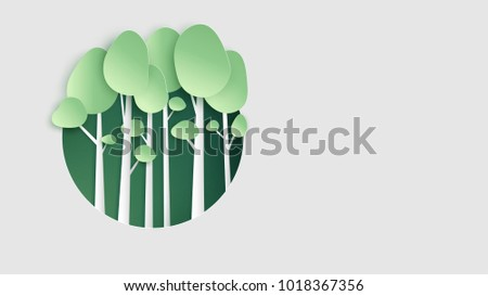 illustration of concept tree on