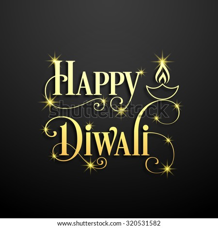 illustration of diwali for the