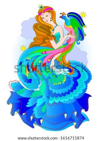 illustration of fairyland