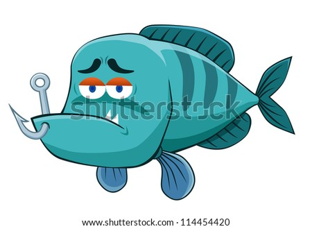 illustration of fish with