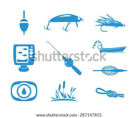 как выглядит знак рыбалка
