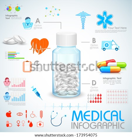 illustration of healthcare and