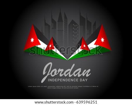 illustration of jordan