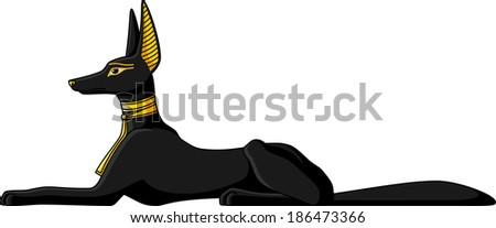 jackal Anubis  Egyptia...