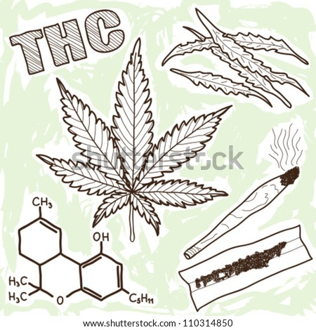 illustration of narcotics