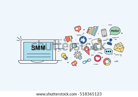 illustration of smm perfect