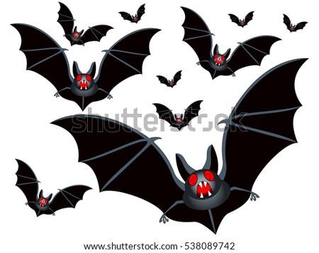 cartoon bats download free vector art stock graphics images rh vecteezy com bat cartoon pictures bat cartoon
