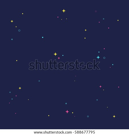 illustration of the big dipper