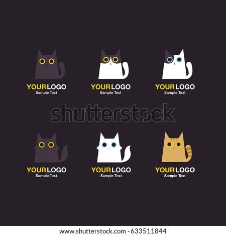 illustration of the cat logo on