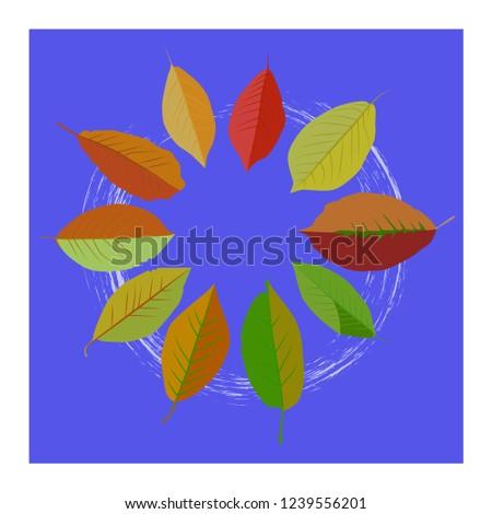 illustration of the ten autumn