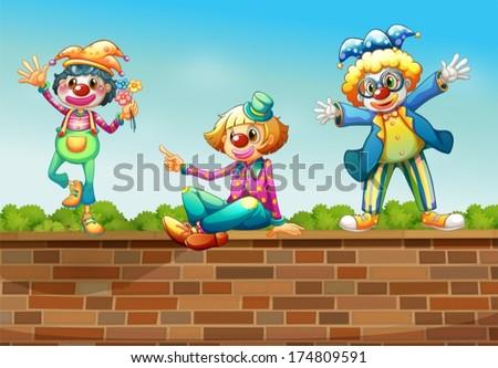 illustration of the three