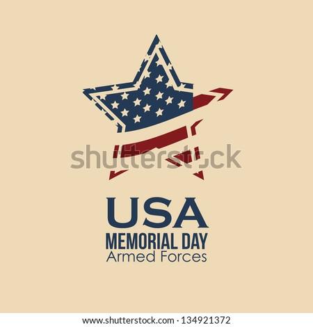 illustration patriotic united