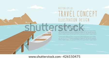 illustration vector banner