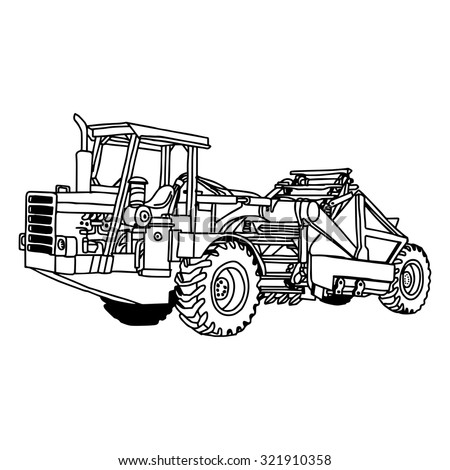 John Deere Engine Clip Art