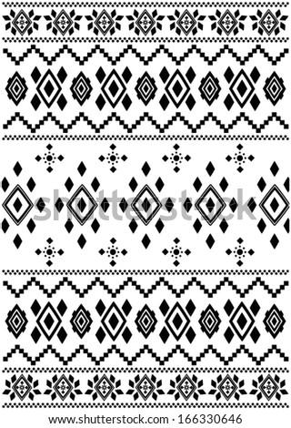 Islam, Arabic illustration vector handmade drawing ethnic and bohemian  design with aztec design ...