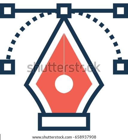 Illustration Vector Icon