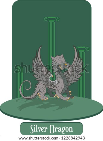 illustration vector isolated of