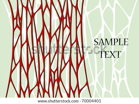 illustration vector of abstract line background.