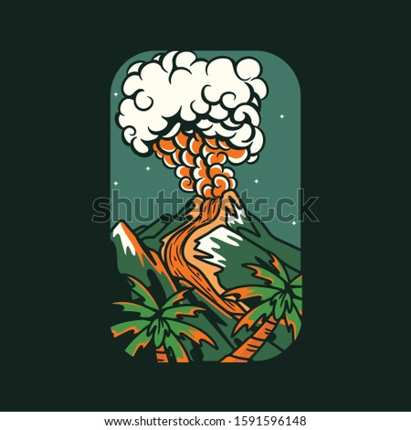 illustration vector of an