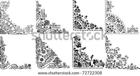 Page Corner Decoration