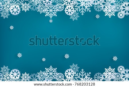 illustrations of winter and