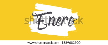 Image in spanish with the word