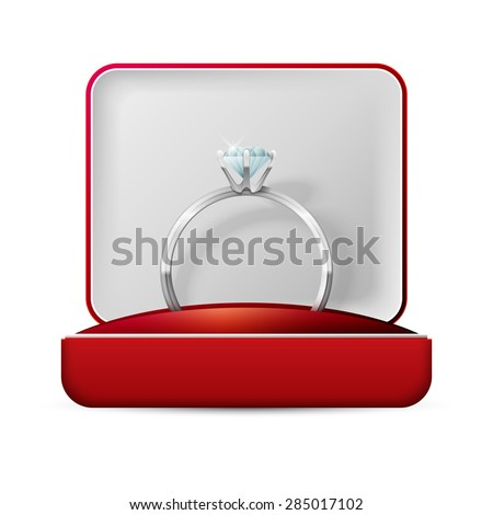 image of wedding rings in a