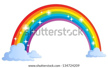 image with rainbow theme 1