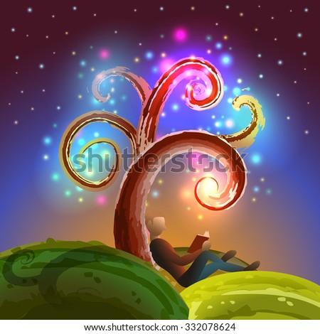 imagination tree reading