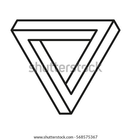 impossible shape  optical