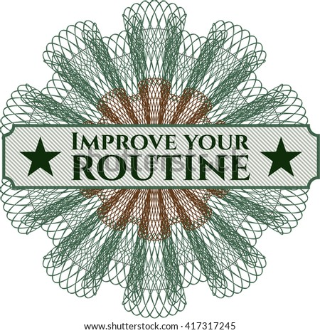 Improve your routine linear rosette