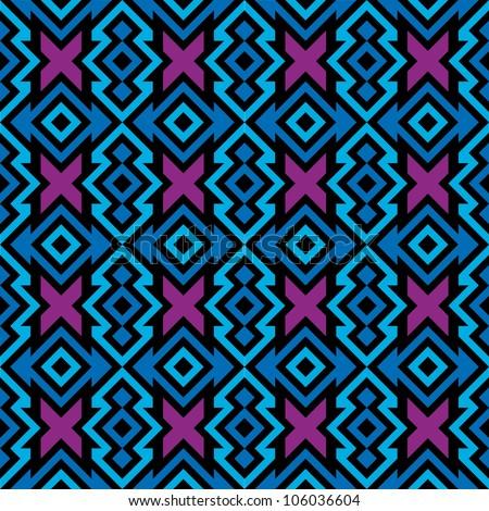 inca maya pattern