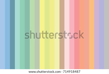 Include the color of the pastel color collection.