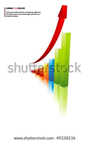 Increase diagram illustration