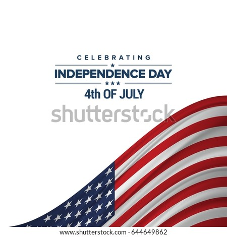 independence day background and