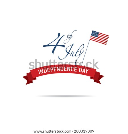independence day of the usa fourth of july #280019309