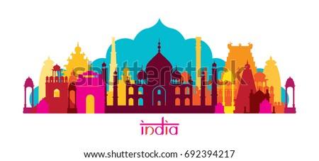 india architecture landmarks