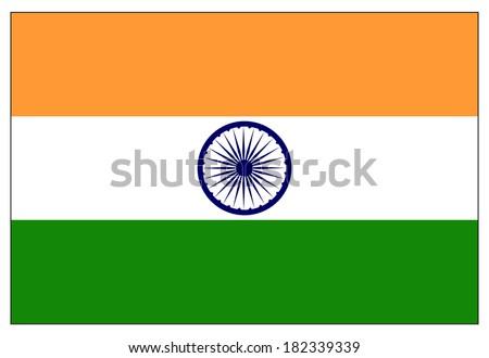stock-vector-india-flag