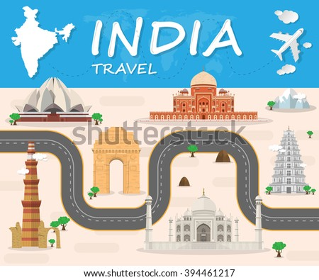 india travel background india