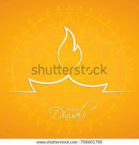 indian diya oil lamp the