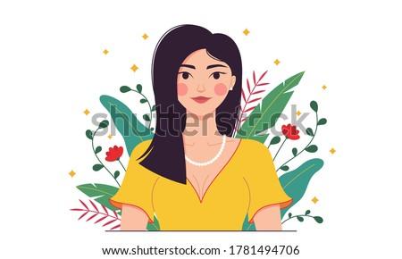 indian fashion woman