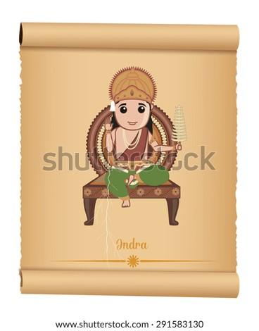 ddaaa42b Indian Hindu Mythological Goddess Indra #291583130 · Retro Accountant with Green  Visor at Desk #182836634