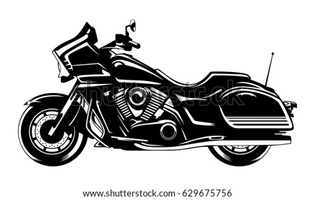 indian motorcycle black