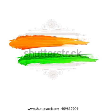 indian national tri color flag