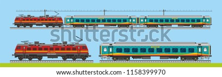 Indian Railway Humsafar Express