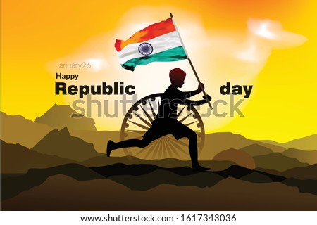 indian republic day january 26