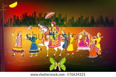 Free indian indian dance vector download vetores e grficos gratuitos indian wedding ceremony indian hindu wedding invitation card all elements are in separate layers stopboris Gallery