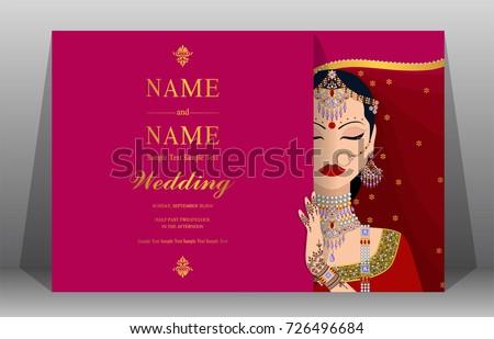 Henna Wedding Invitation Free Vector Art - (42 Free Downloads)