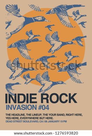 indie rock invasion 4 gig