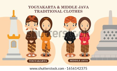 Indonesia has hundreds of tribes and cultures, each of which has its own uniqueness. one of them is the traditional clothes worn by each tribe. I want to introduce clothes
